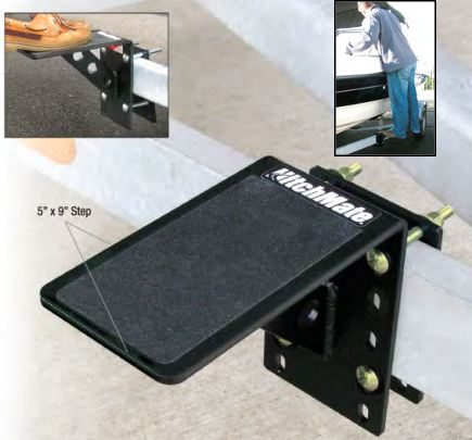 HitchMate Boat Trailer Step Trailer Parts