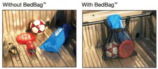 HitchMate NetWerks Bed Bag Cargo Bags for Trucks