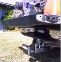 """HitchMate TruckStep for 2"""" Receiver Tailgate Step"""