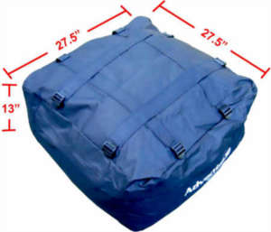 Extra cargo space for outdoor gear/luggage