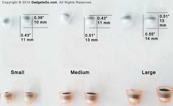 6 Pack Nose Filters