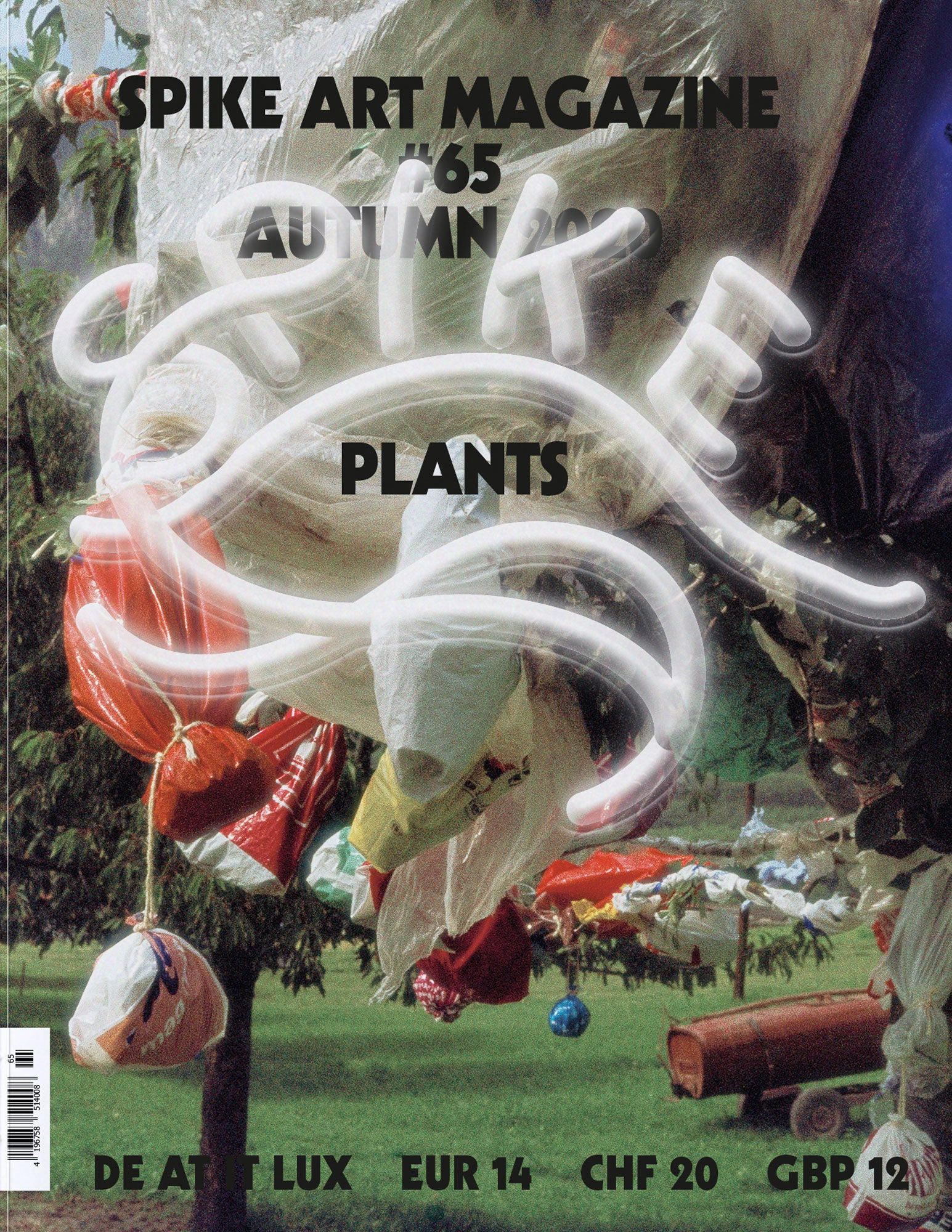 ISSUE 65 (AUTUMN 2020): Plants