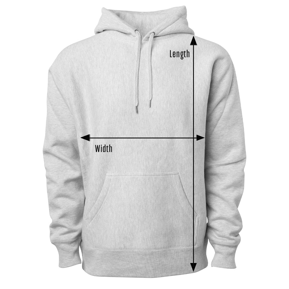 adult fleece hooded sweatshirt