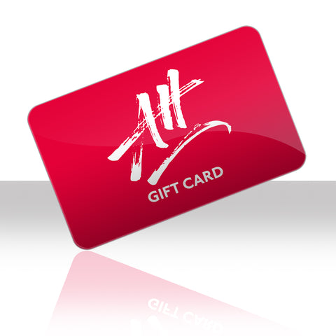 Gift card for Swimmers. Andrea Hall Design