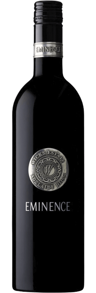 2016 Wicks Estate Eminence Shiraz