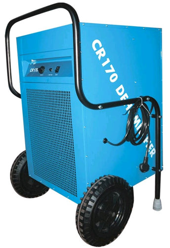 Broughton CR170 Heavy Duty Dehumidifier Dual Voltage 110/230v
