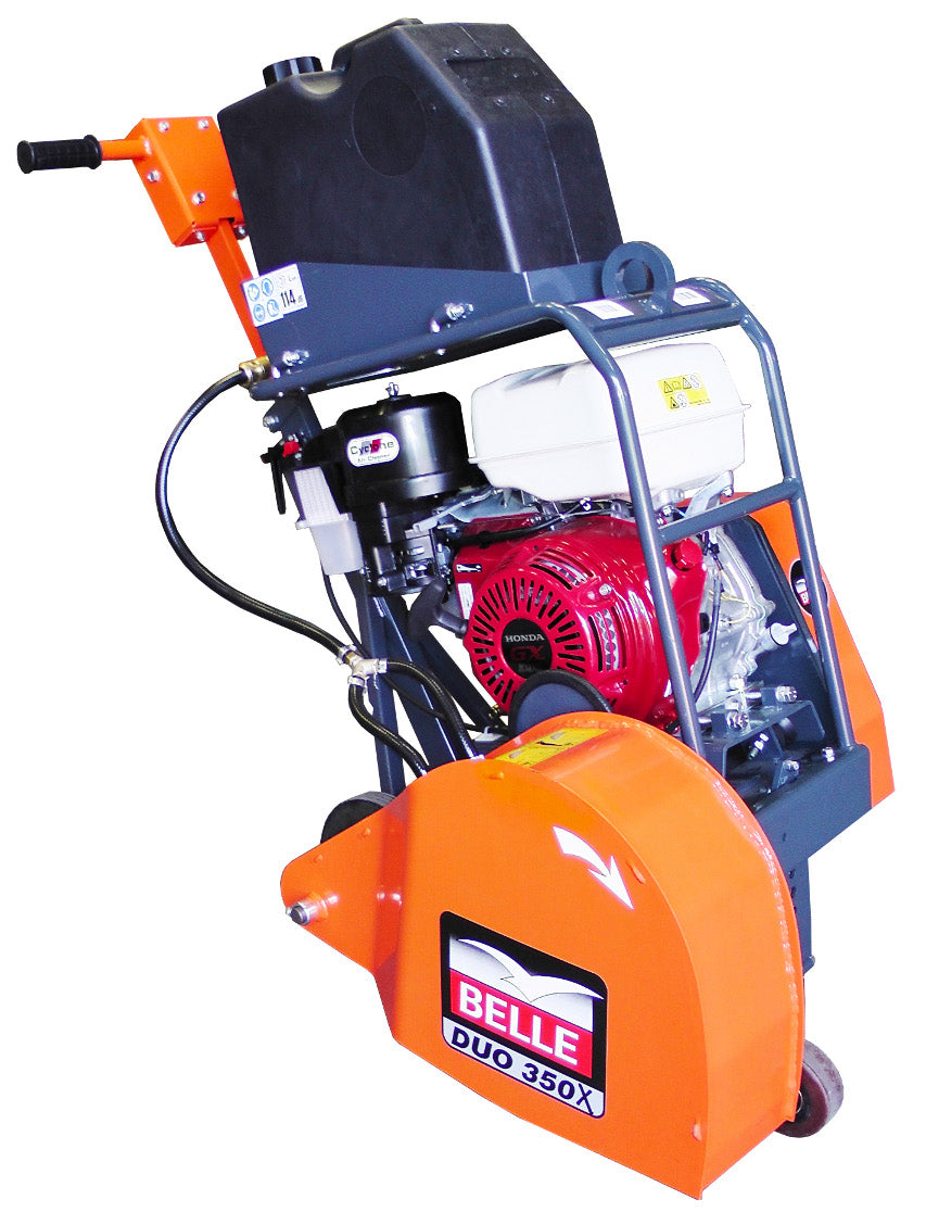 Belle Duo 350X Micro-Trenching 14