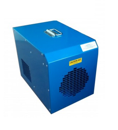 Broughton Blue Giant FF3 3kW Portable Industrial Fan Heater 110V