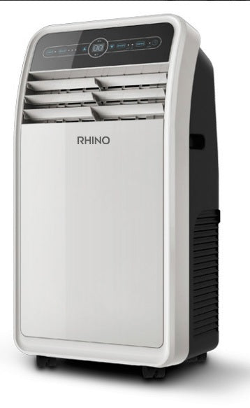 Rhino 9000 BTU Air Conditioner 240V 3 IN 1 Cooling Dehumidifier and Fan H03620