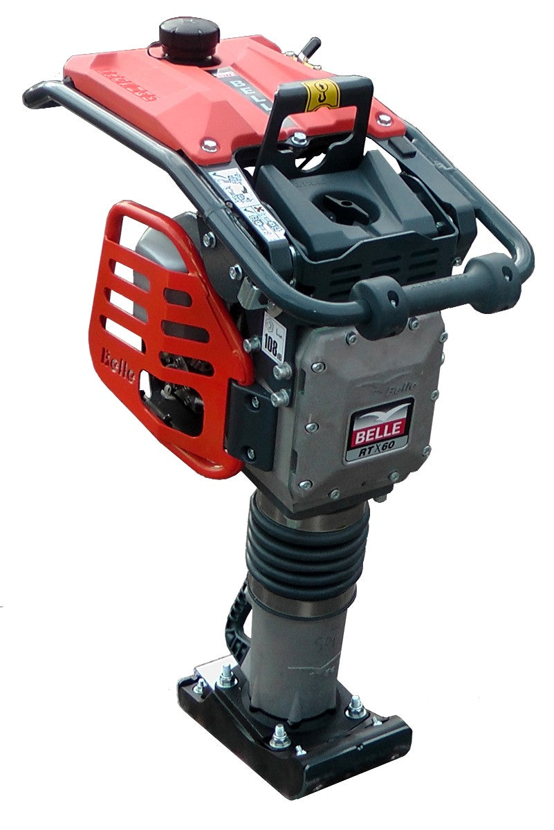 Belle RTX60 Honda Petrol Trench Rammer RTX60H280S