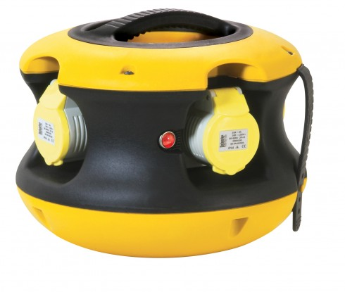 Defender E13200 Spider Ball Distribution Box 110v 4 x 16A outlets