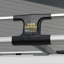 Load image into Gallery viewer, Van Guard 6 bar ULTI Rack L2H1 Twin Door Model VGUR-048