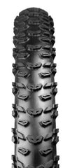 TYRE 27.5 X 2.35 (650B) ALL MOUNTAIN TREAD BLACK TYRE WIRE BEAD QUALITY DURO PRODUCT