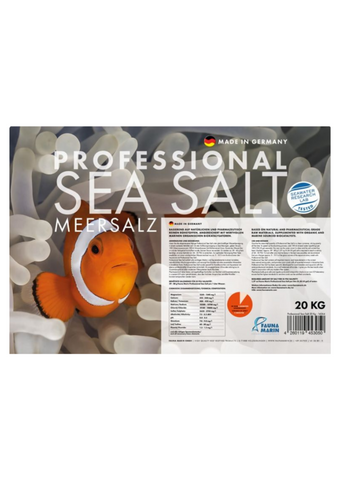 Professional Sea Salt - 20kg