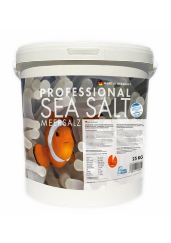Professional Sea Salt - 25kg Seau