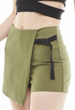 Belt Wrap Tunnel Vision Shorts