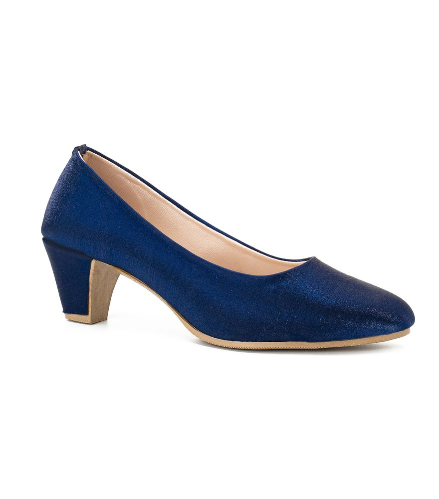 BLUE WOMEN BLUE COURT SHOES N781