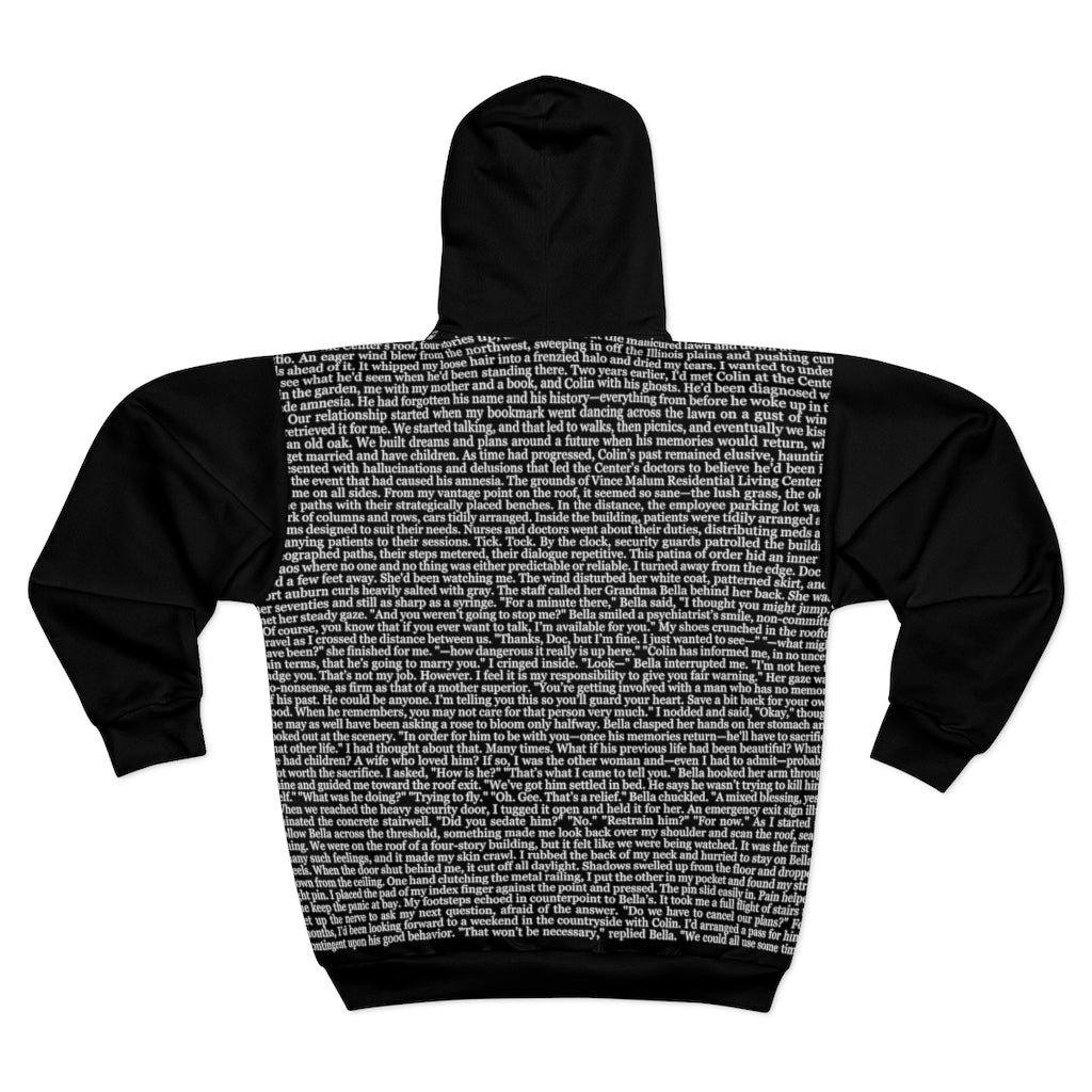 Your Words on a Hoodie<br>(personalized)