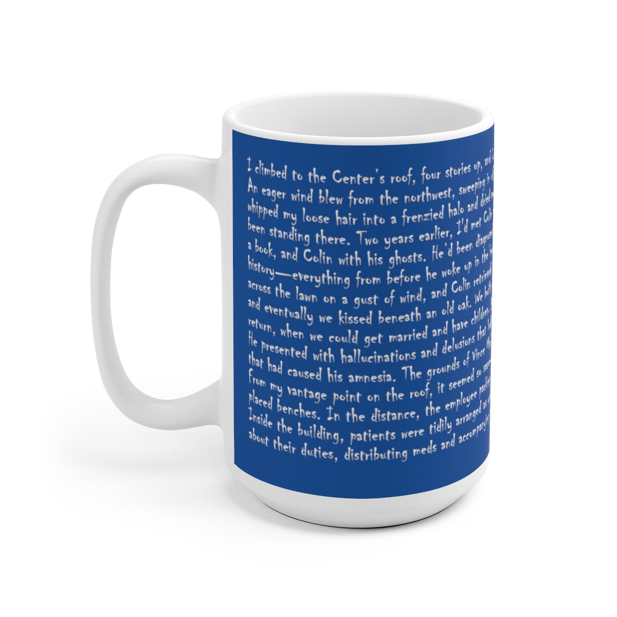 Your Words on a Mug (personalized)