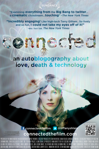 CONNECTED Theatrical Poster (Signed)