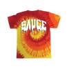 OG Sauce Red/Orange/Yellow Tie Dye T-Shirt