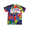 OG Sauce Rainbow Color Tie Dye T-Shirt