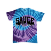 OG Sauce Purple/Blue Tie Dye T-Shirt