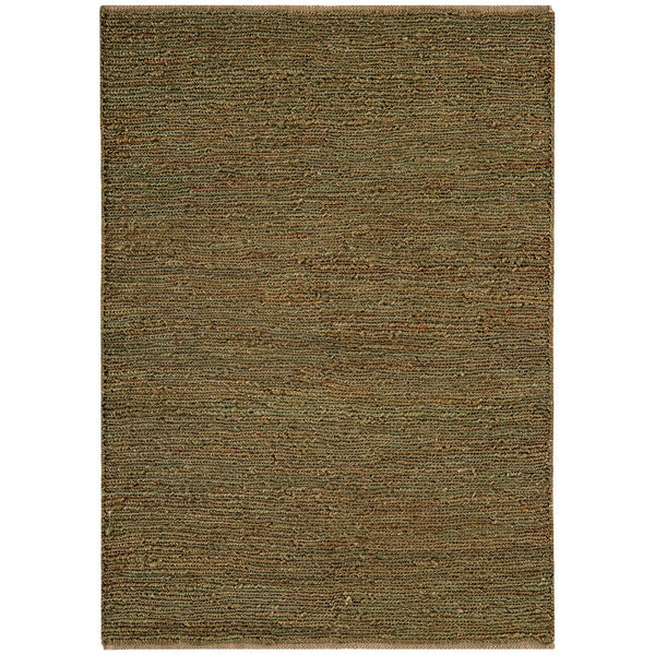 Asiatic Jute Soumak Green-Main Image