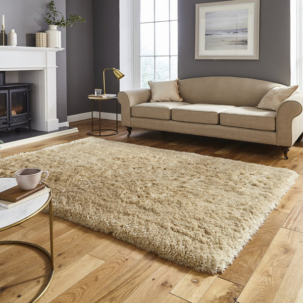 Think Rugs Polar Beige PL95