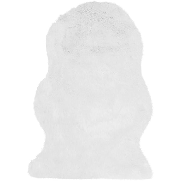 Asiatic Auckland Faux Sheepskin White