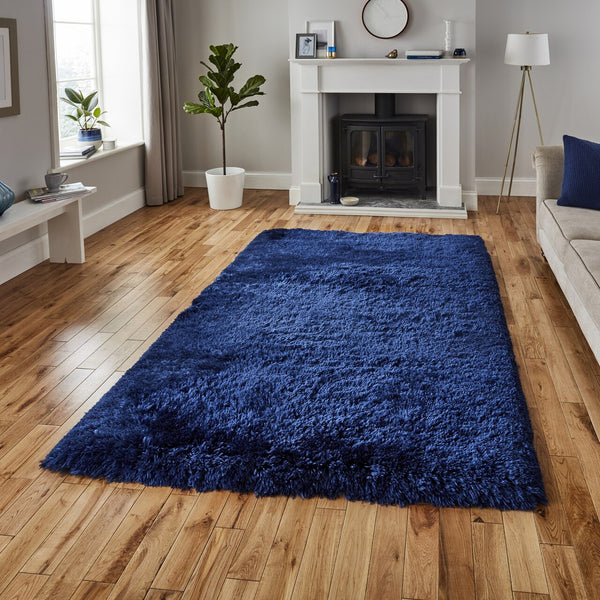 Think Rugs Polar Navy PL95