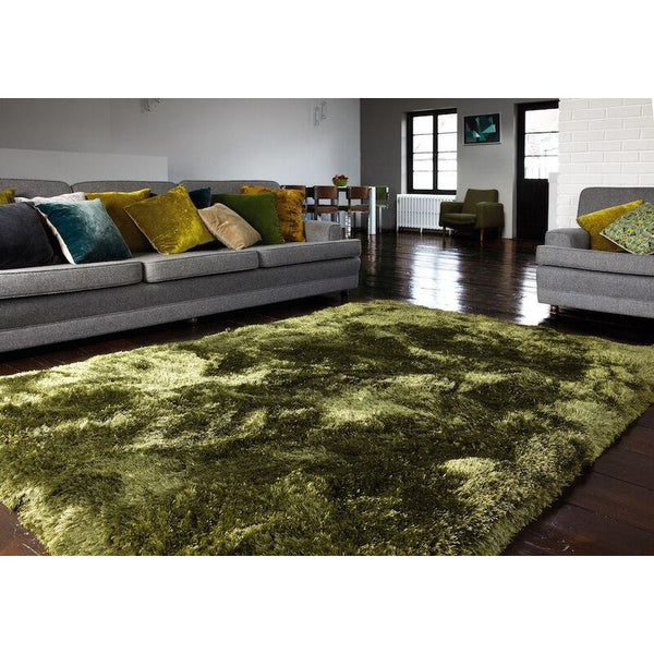 Asiatic Plush Green