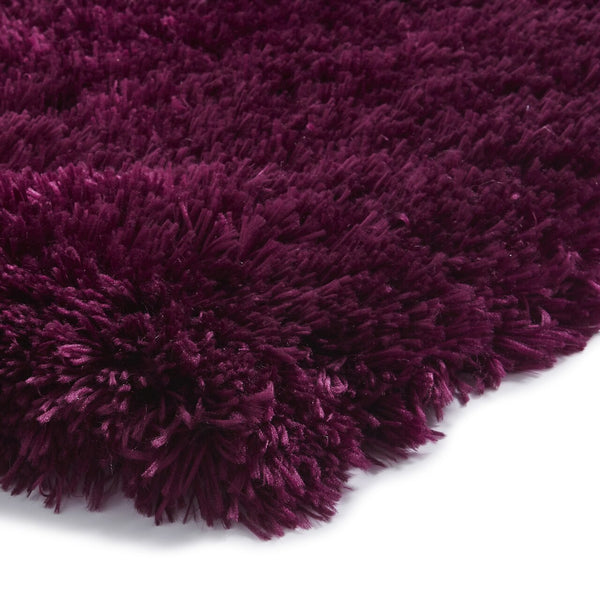 Think Rugs Polar Plum PL95