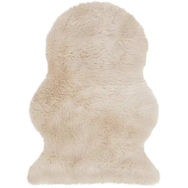 Asiatic Auckland Faux Sheepskin Honey