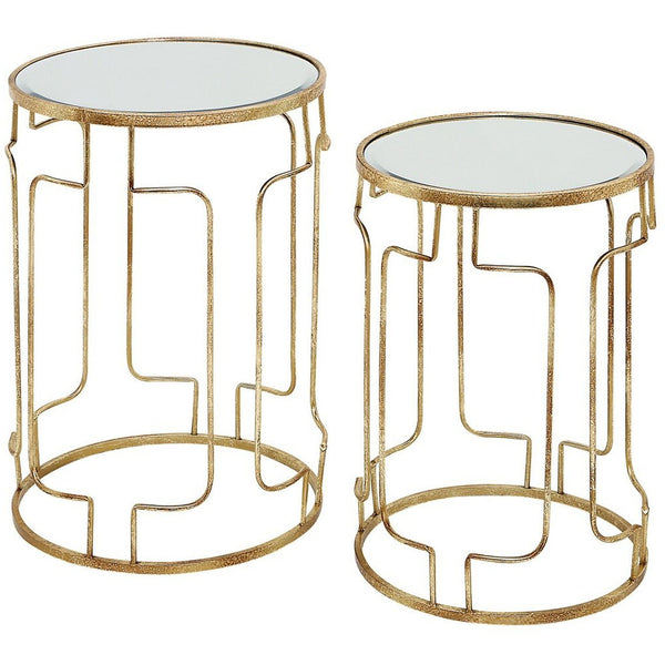 Mindy Brownes Cliona Side Tables - Set of two BA003 (BA003)