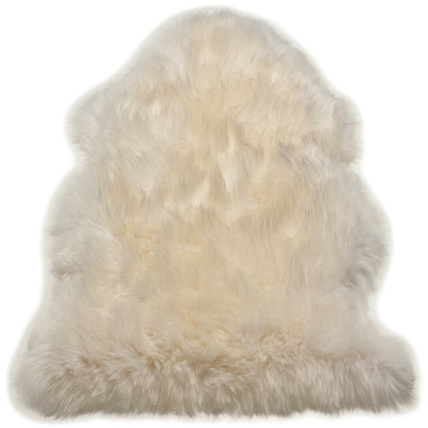 Asiatic Sheepskin White - Main Image