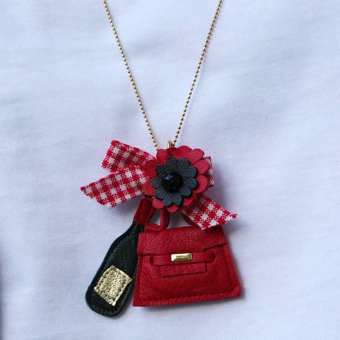 Necklace Mini Bag