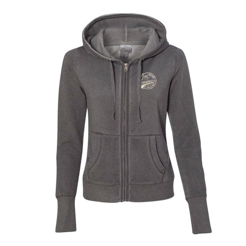 Genuine Hoodie (Women) - Dark Smoke