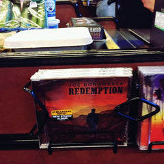 Redemption CD & T-Shirt Package