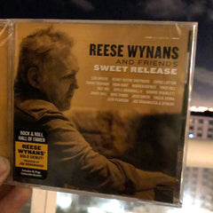 Reese Wynans and Friends: Sweet Release (CD) (Released: 2019)