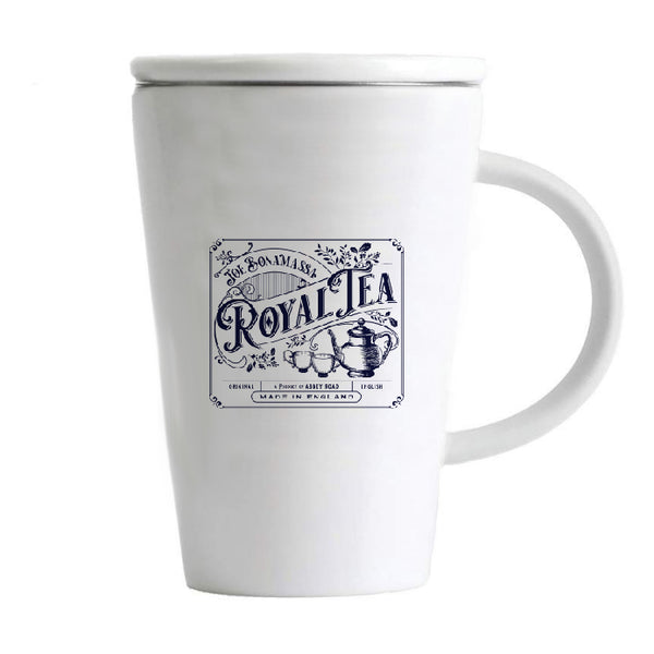 Royal Tea Mug with Tea Strainer ***PRE-ORDER***