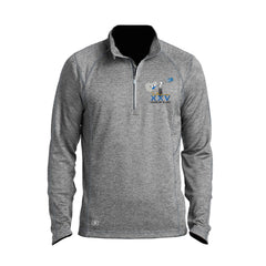 25th Anniversary Logo Ogio 1/4 Zip Cover Up