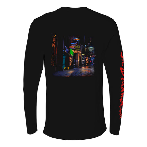 12-Bar Blues Long Sleeve (Men)