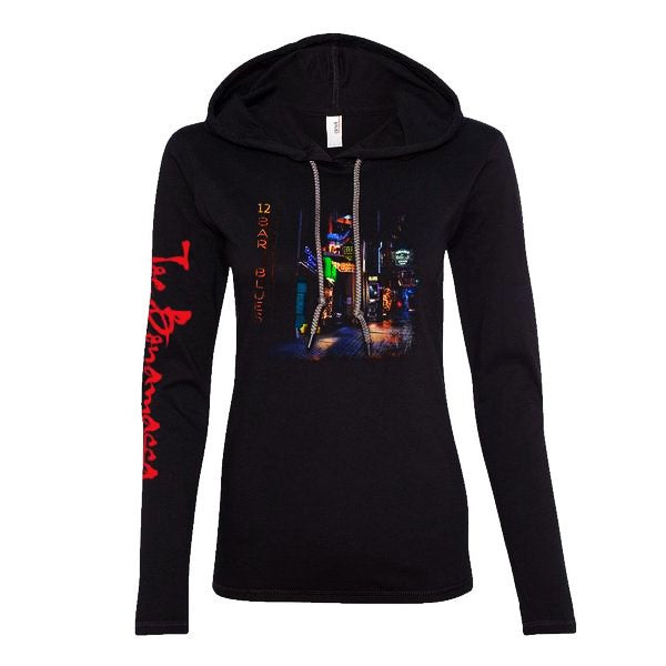 12-Bar Blues Hooded Long Sleeve (Women)