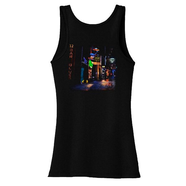 12-Bar Blues Tank (Women)