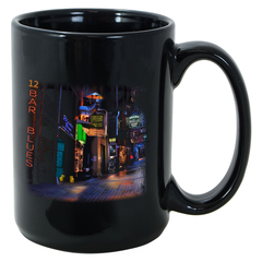 12-Bar Blues Mug
