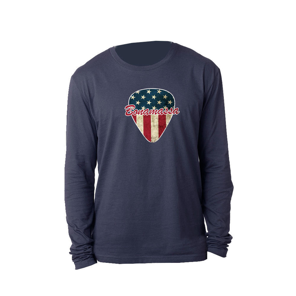 American Style Long Sleeve (Men) - Midnight
