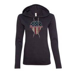 American Style Hooded Long Sleeve (Women)