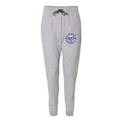 Bluesville University Shield Sweatpants (Unisex) - Heather Grey