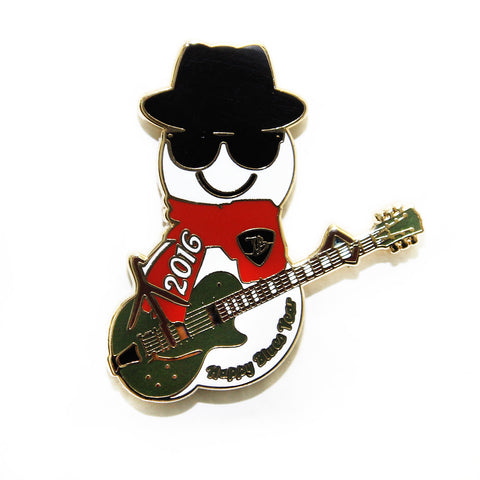 "2016 ""Happy Blues Year"" Pin"